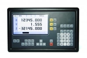 MNEL 600 LCD digital readout 3 or 4 axes