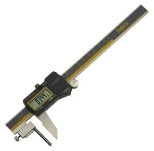 iGaging OriginCal digital pipe tube thickness caliper 150 mm