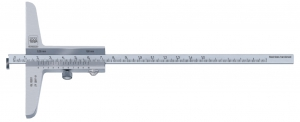 Tesa Vernier depth Calipers with Rotary Stop Plat