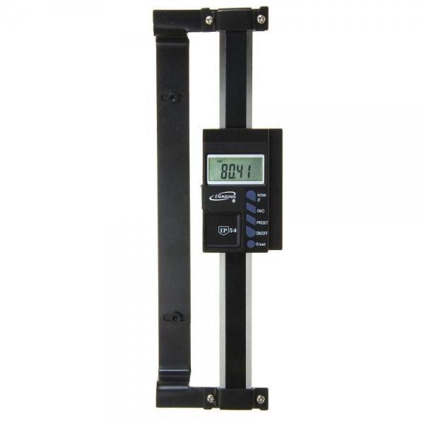 35-608 iGaging vertical digital readout Quill