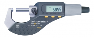 Tesa Micromaster digital capa μ micrometers IP54 with opto RS-232